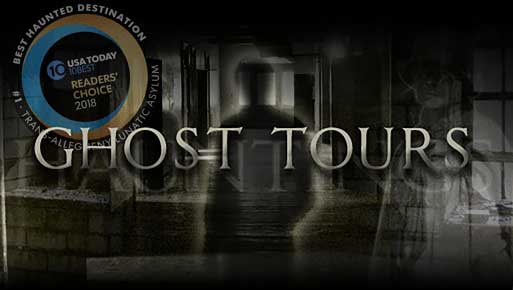 Image result for Ghost Tours